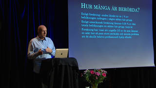 Håkan Järvå, legitimerad psykolog