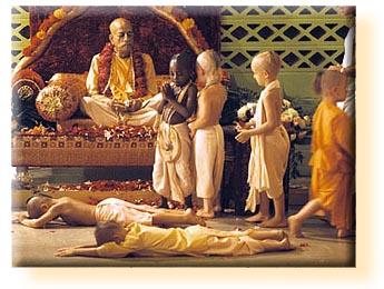 Kapitelutdrag SEKTBARN: Gåvan till Krishna – barnen i Hare Krishna – Christoffer