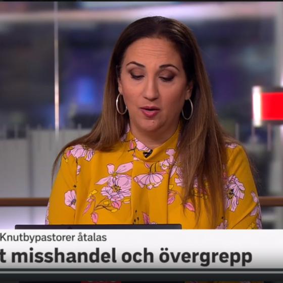 Nyheter Direkt Tidigare Knutbypastorer åtalas SVT Play